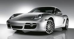 Chip Tuning - Porsche Cayman S 3.4 295