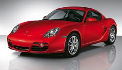 Chip Tuning - Porsche Cayman 2.7 245