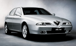 Chip Tuning - Alfa Romeo 166 2.0 16V 150