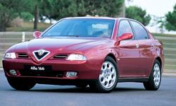 Chip Tuning - Alfa Romeo 166 2.5 V6 188