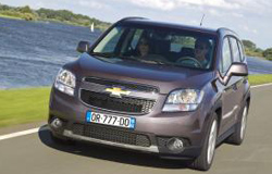 Chip Tuning - Chevrolet Orlando  2.0 D 163