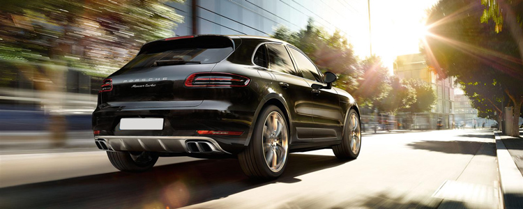 Chip Tuning - Porsche Macan 3.6 400 Turbo